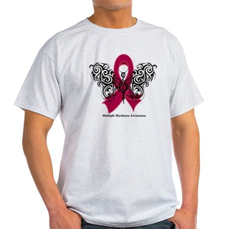 Multiple Myeloma Tribal Light T-Shirt