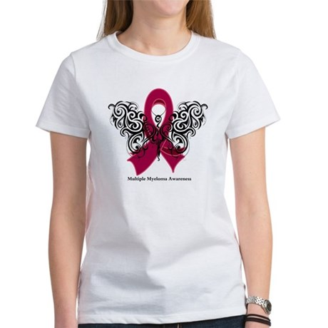 Multiple Myeloma Tribal Women's T-Shirt