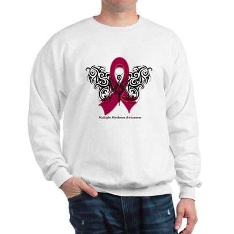 Multiple Myeloma Tribal Sweatshirt