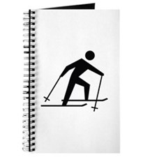 Cross Country Skiing Image Journal