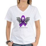 Pancreatic Cancer Tribal Shirt