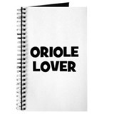 Oriole Lover Journal