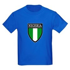 Nigeria Flag Patch T