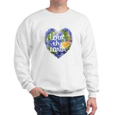 Love the Earth Sweatshirt