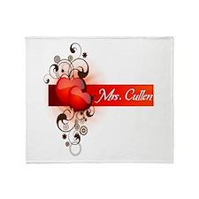 Mrs. Cullen Throw Blanket