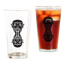 Tribal Gemini Pint Glass