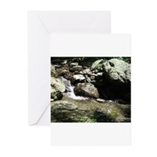 Unique Waterfalls Greeting Cards (Pk of 20)