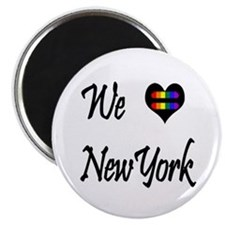 "New York Pride 2.25"" Magnet (10 pack)"