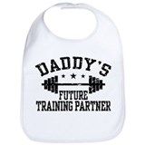 Daddy's Future Training Partner Bib