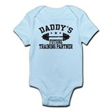 Daddy's Future Training Partner Onesie