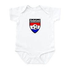 Nederland Patch Infant Bodysuit