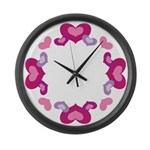 Love Large Wall Clock
