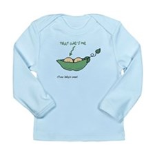 Long Sleeve Infant T-Shirt Customizable (L)