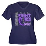 Fight Of My Life Hodgkin's Lymphoma Women's Plus S