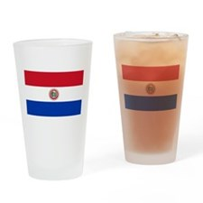 Paraguay Pint Glass