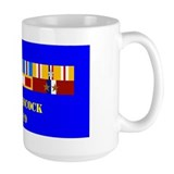USS Hancock CV-19 Mug