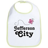 Jefferson City Missouri Gift Bib
