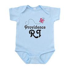 Providence Rhode Island Gift Infant Bodysuit