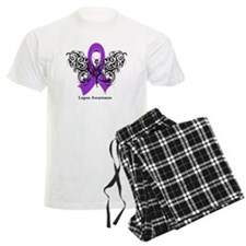Lupus Tribal Butterfly Pajamas