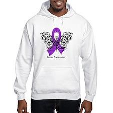 Lupus Tribal Butterfly Jumper Hoody