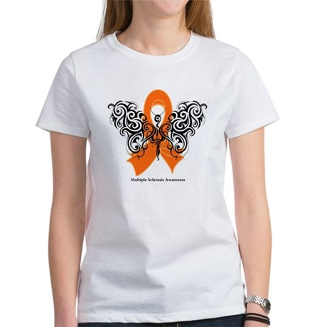 Multiple Sclerosis Tribal Women's T-Shirt