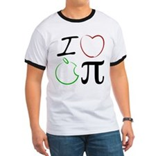 I Love Apple Pi T