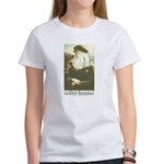 Da Vinci was a Woman Women's T-Shirt
