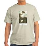 Da Vinci was a Woman Ash Grey T-Shirt