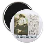 Da Vinci was a Woman Magnet