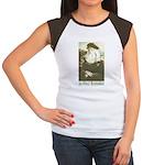 Da Vinci was a Woman Women's Cap Sleeve T-Shirt