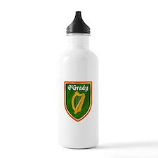 O'Grady Ancestry Crest Water Bottle