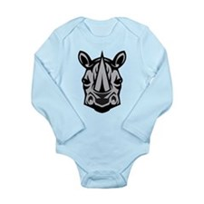 Rhinoceros Onesie Romper Suit