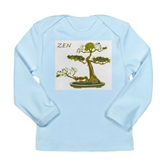 Zen Long Sleeve Infant T-Shirt