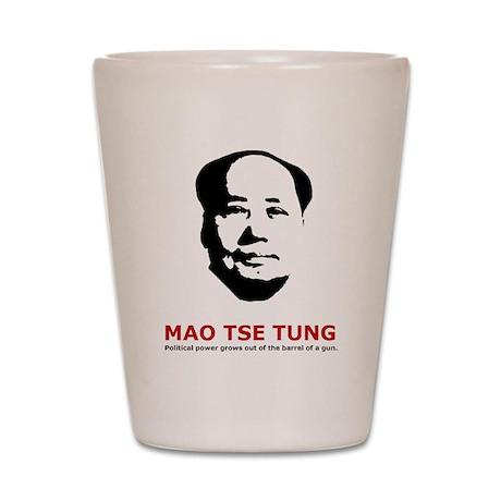 Chairman Mao Shot Glass