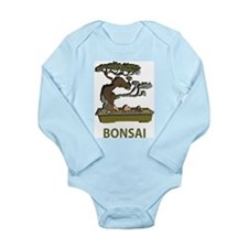 Bonsai Long Sleeve Infant Bodysuit