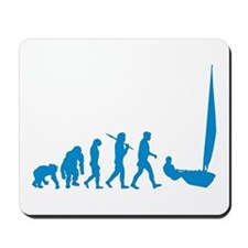 Dinghy Sailing Mousepad