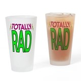 'Totally Rad' Pint Glass