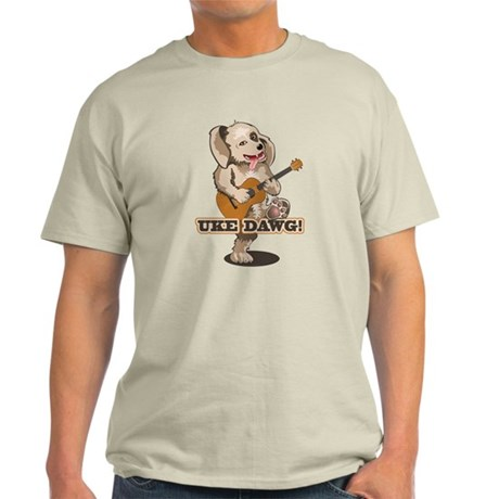 Uke Dawg! Light T-Shirt