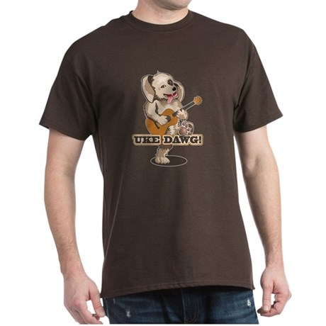 Uke Dawg! Dark T-Shirt