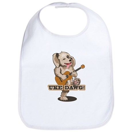 Uke Dawg! Bib