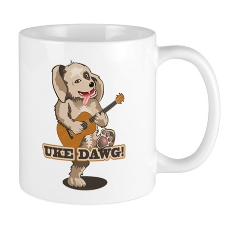 Uke Dawg! Mug