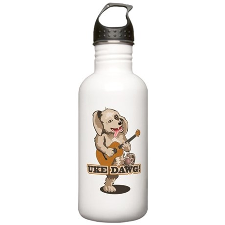 Uke Dawg! Stainless Water Bottle 1.0L