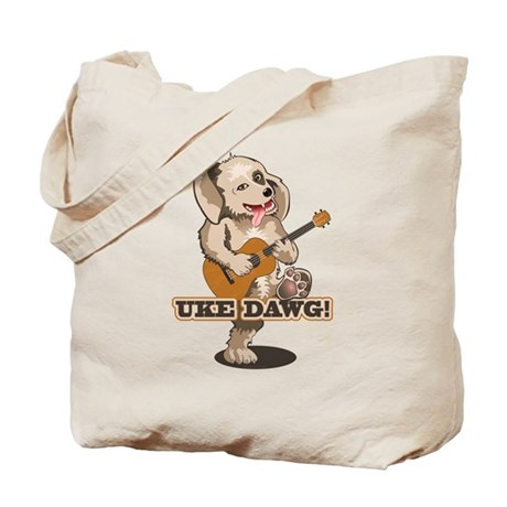 Uke Dawg! Tote Bag