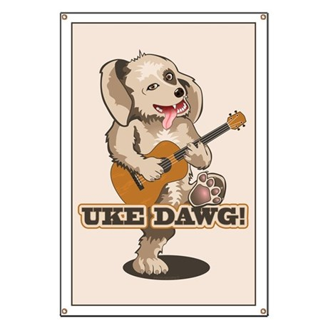 Uke Dawg! Banner