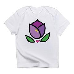 Flower Infant T-Shirt