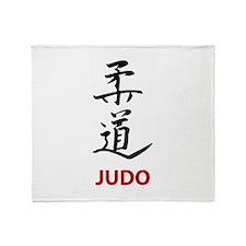 Judo Throw Blanket