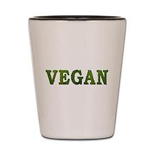 Vegan Shot Glass