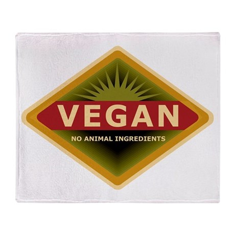 Vegan Throw Blanket