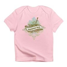 Vegetarians Rock Infant T-Shirt