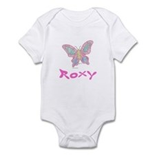 Pink Butterfly Roxy Infant Creeper